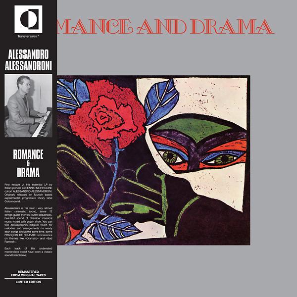 ALESSANDRO ALESSANDRONI: Romance & Drama LP