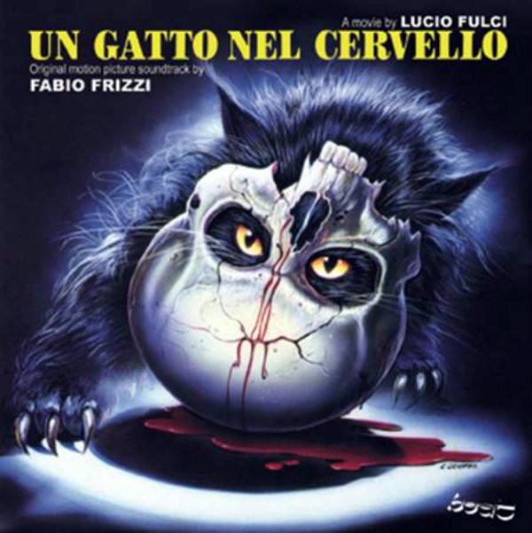 FABIO FRIZZI: Un Gatto Nel Cervello CD