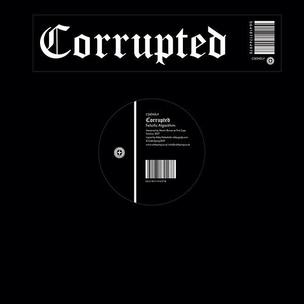 CORRUPTED: Felicific Algorithim LP