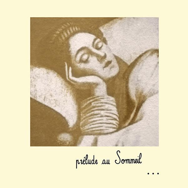 JEAN JACQUES PERREY: Prelude Au Sommeil LP