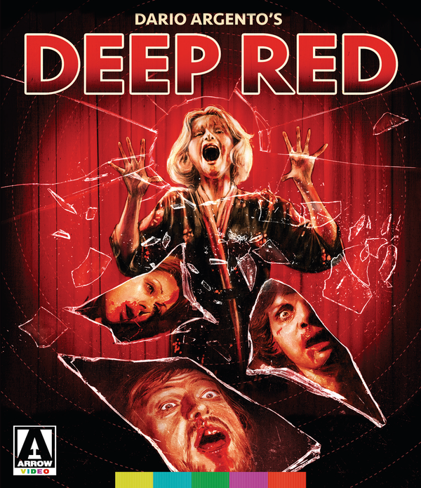 Deep Red: Limited Edition Blu-Ray