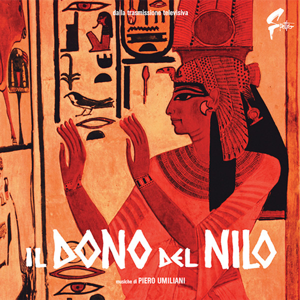 PIERO UMILIANI:The Gift Of The Nile (OST) LP