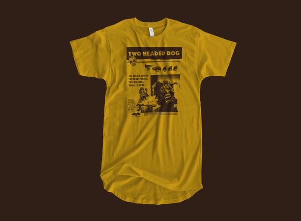Two Headed Dog (Postcard) T-Shirt