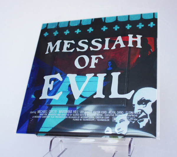 "Messiah of Evil ""Dark Stranger"" Deluxe Numbered Art Edition"