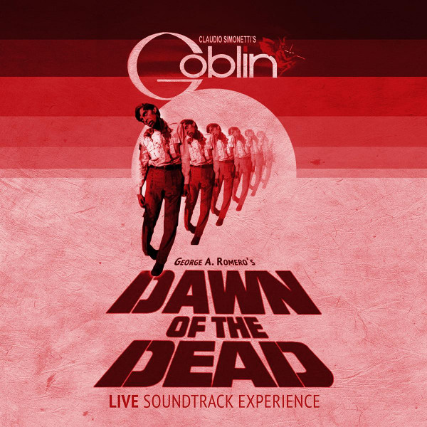 CLAUDIO SIMONETTI'S GOBLIN: Dawn Of The Dead: Live In Helsinki 2017 LP