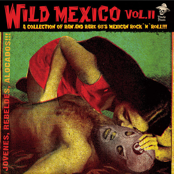 V/A: Wild Mexico Vol. 2 LP