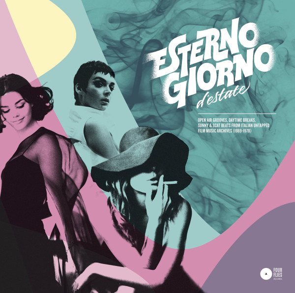 V/A: Esterno Giorno D'Estate LP+CD