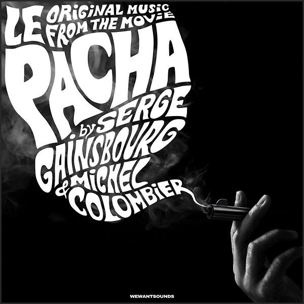 SERGE GAINSBOURG & MICHEL COLOMBIER: Le Pacha OST LP