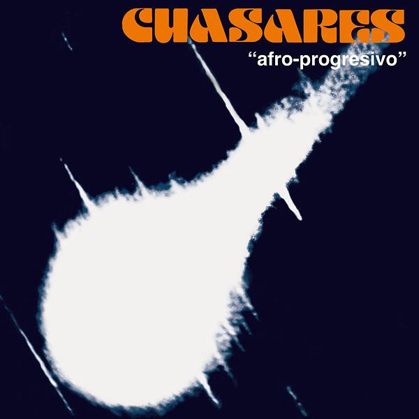 CUASARES: Afro-Progresivo LP