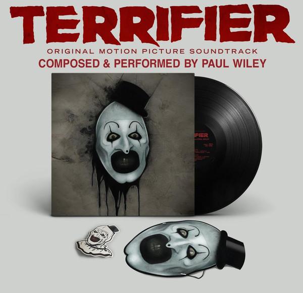 PAUL WILEY: Terrifier (Original Motion Picture Soundtrack) LP