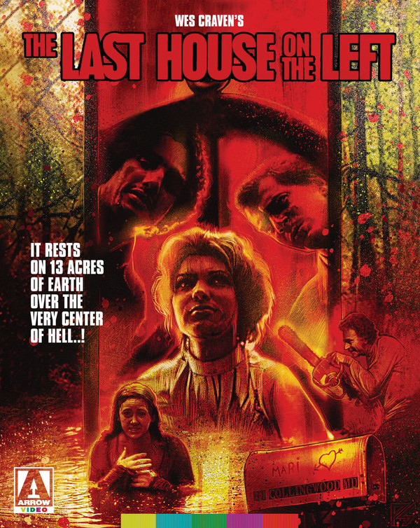 The Last House On The Left (Limited Edition) Blu-Ray