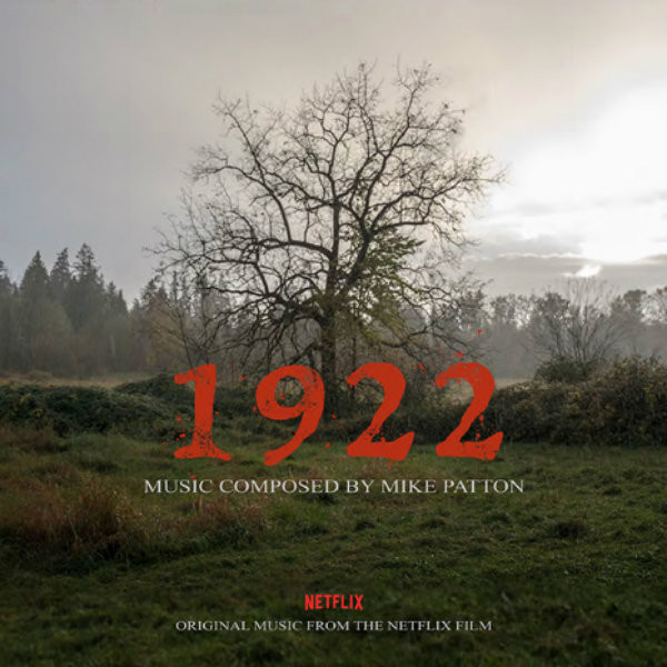 MIKE PATTON: 1922 (Netflix Original Film Score) LP