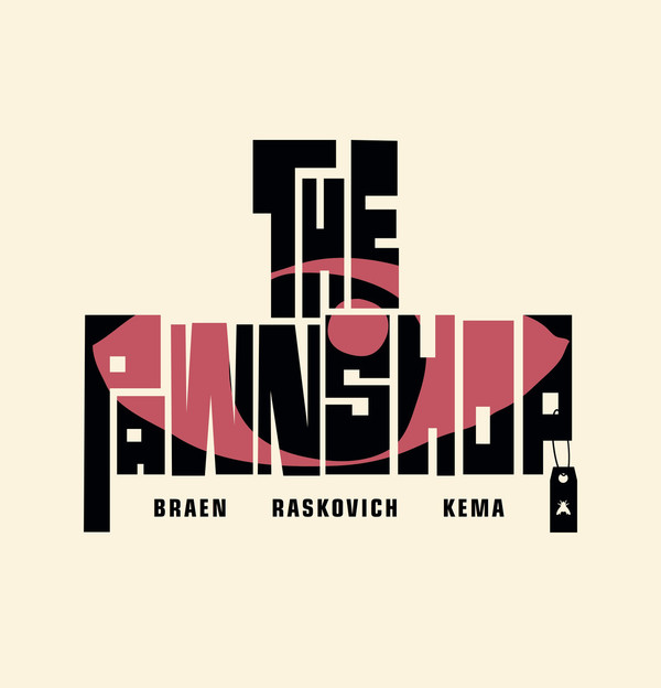 BREAN / RASKOVICH / KEMA: The Pawnshop (White Cover) EP 12""