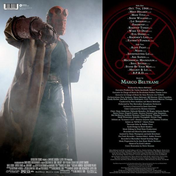 MARCO BELTRAMI: Hellboy (Original Soundtrack) LP