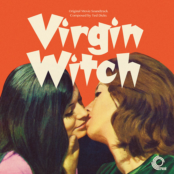 TED DICKS: Virgin Witch LP