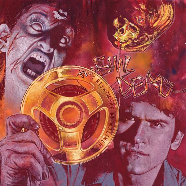 JOE LODUCA: Evil Dead: A Nightmare Reimagined 2LP