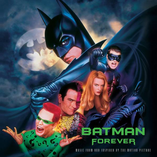 V/A: Batman Forever: Music Motion Picture 2LP
