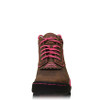 Twisted X Women's Pink Ribbon All Rounder Lace Up Boots