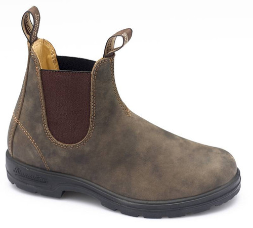 Blundstone Urbans 585 Rustic Brown Leather Boots
