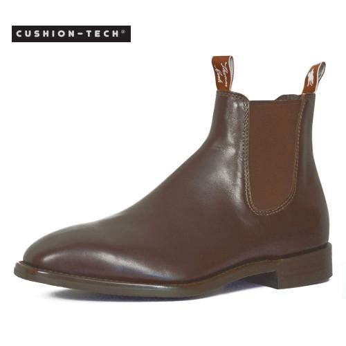 Thomas Cook Trentham Women's Dress Boots, Chestnut (TCP28320 Chestnut)