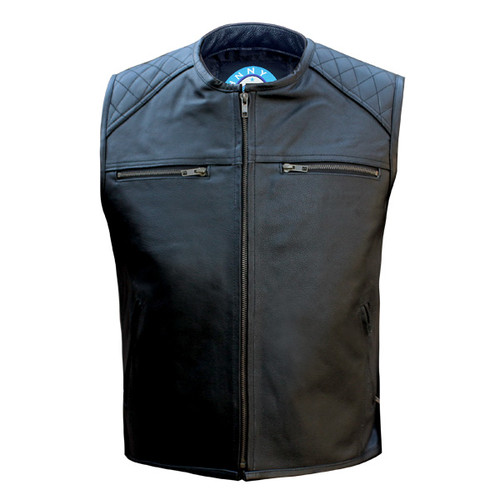 Johnny Reb Savage River Leather Vest (JRV10016)