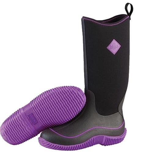 Muck Boots Hale Multi-Season Women's Insulated Gumboots in Purple