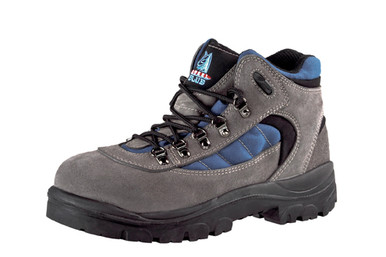 Steel Blue 135mm Ankle High Lace Up Hiker Boots