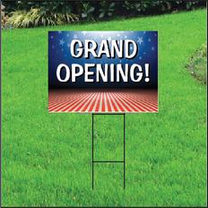 Grand Opening Self Storage Sign - Patriotic