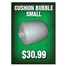 Cushion Bubble Small Sign