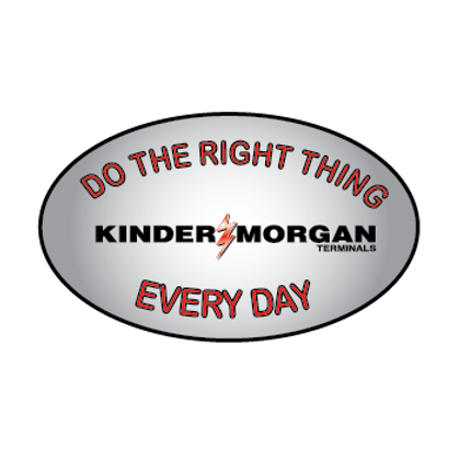 Do The Right Thing Everyday - Hard Hat Decal