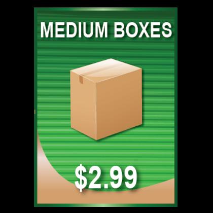 Medium Boxes Sign - Jenkins