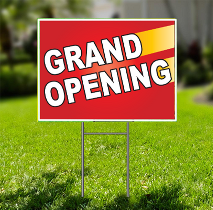 Grand Opening  for Self Storage -  Dash In