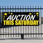 Auction This Saturday Banner - Celebration