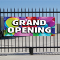 Grand Opening Banner - Balloons