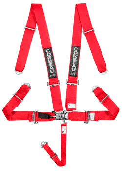 Corbeau. Red5-Point Latch & Link.