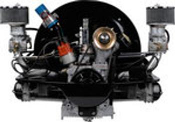 1776cc Turnkey Engine, Dual Port