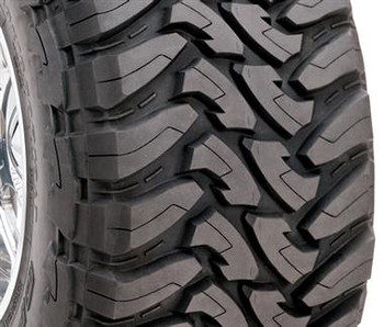 Open Country M/T Tire Size: 35x12.50R20LT