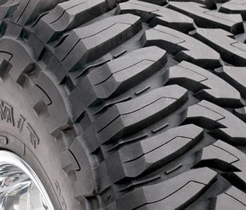 Open Country M/T Tire Size: 37x14.50R15LT