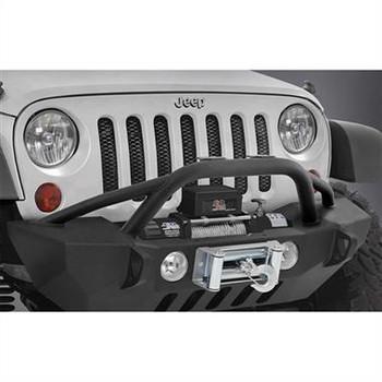 XRC Gen2 Front Bumper W/Winch Plate - Black Textured