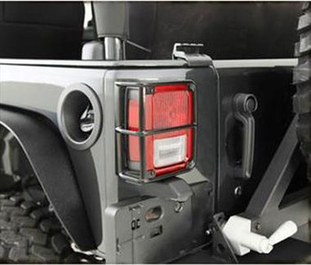 Tail Light Guards Black