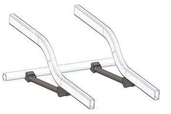 Simple Traction Bar Kit - RuffStuff R1887