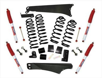 Skyjacker - 4 Inch Sport Lift Kit with Hydro Shocks FREE Ship