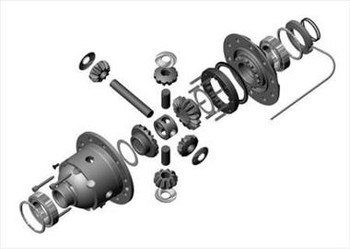 ARB - Air Locking Differential