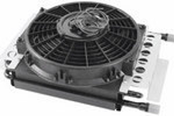 Electric Fan with Cooler