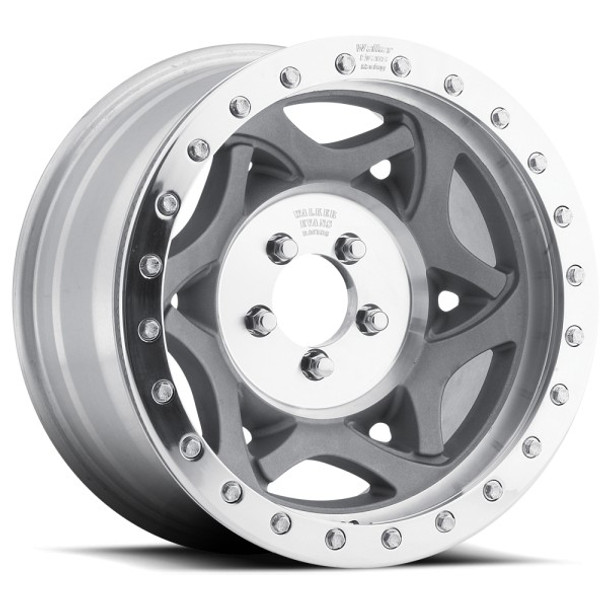 "17x8.5"" Beadlock Racing Wheels - Walker Evans Racing"