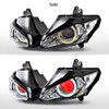 2011 Daytona 675 675R headlight