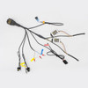Tailor-Made Relay Wiring Harness for KT Honda Custom Headlight