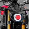 2014 yamaha fz09 headlight