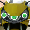 2002 CBR954RR headlight