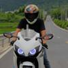 2009 Honda CBR1000RR headlight